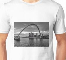 Gateshead Millenium Bridge Unisex T-Shirt