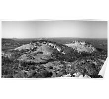 Enchanted Rock State Park Poster