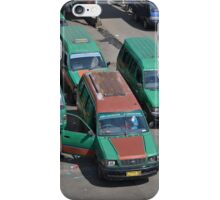 angkot-public transportation in bandung iPhone Case/Skin