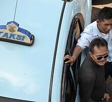 taxi driver by bayu harsa