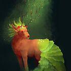 Deer Spirit by mayhapping
