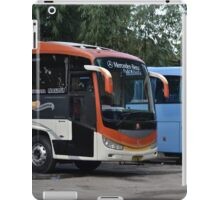 parking bus iPad Case/Skin