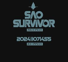 <SWORD ART ONLINE> SAO Survivor Unisex T-Shirt