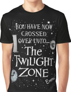 You Have Now Crossed Over Graphic T-Shirt