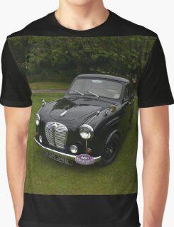 Black Austin A35 Graphic T-Shirt