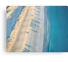 cable beach areall sunset  Metal Print
