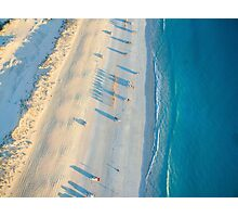 cable beach areall sunset  Photographic Print