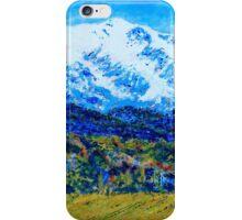 Mt Sopris Colorado iPhone Case/Skin