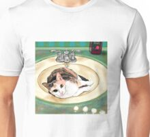 Catrina in the Sink Unisex T-Shirt