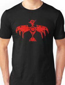 Thunderbird original painting Unisex T-Shirt
