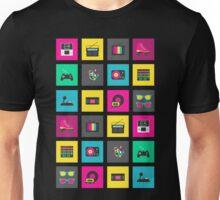 80's Icons Unisex T-Shirt
