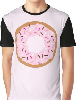 Pink Sprinkles Graphic T-Shirt