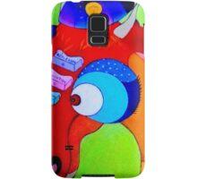 dragon et le moustique Samsung Galaxy Case/Skin