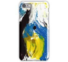 abstract no. 4 iPhone Case/Skin