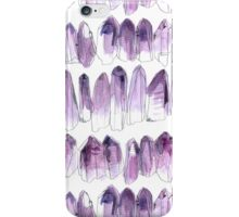 Amethyst - February iPhone Case/Skin