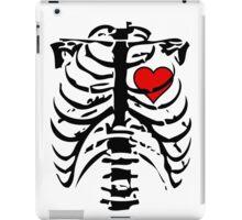 Human Skeleton iPad Case/Skin