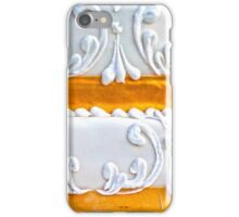Wedding Cake Texture iPhone Case/Skin