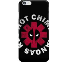 Red Hot Chimi Changas iPhone Case/Skin