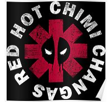 Red Hot Chimi Changas Poster