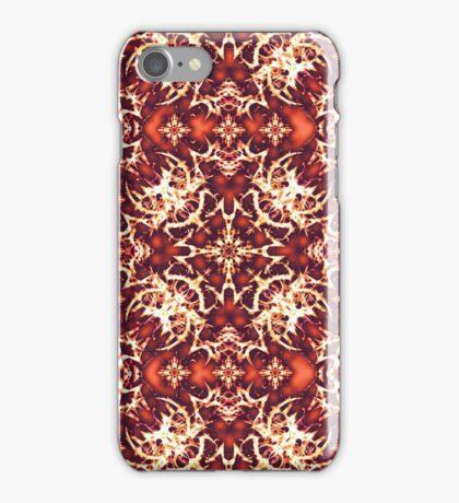 Fancy Ornament Pattern iPhone Case/Skin