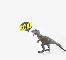 Dinosaur roar by skyerocket