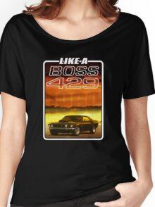 Like a Boss - Sunset Women's Relaxed Fit T-Shirt