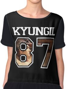 HISTORY - Kyungil 87 Chiffon Top