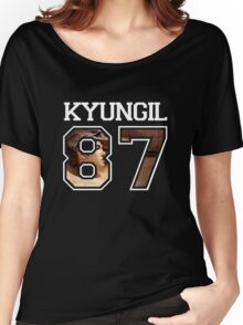 HISTORY - Kyungil 87 Women's Relaxed Fit T-Shirt