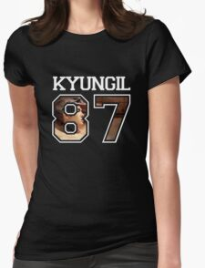 HISTORY - Kyungil 87 Womens Fitted T-Shirt