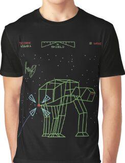 AT-AT Down Graphic T-Shirt