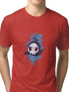 Skull Cute Tri-blend T-Shirt