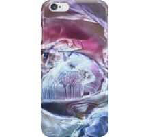 Time passage from a distant dream iPhone Case/Skin