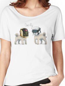 Daft Pugs Women's Relaxed Fit T-Shirt