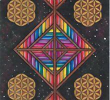 Universal Runes by Francesca Love Artist