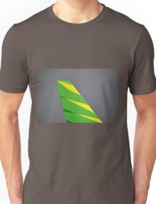 Citilink airplane tail wing Unisex T-Shirt