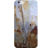 Rusty Shed iPhone Case/Skin