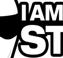 Top Gear - I am the Stig Sticker