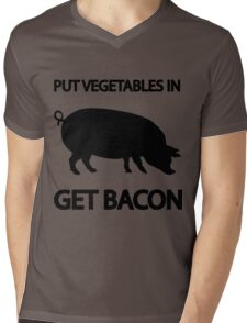Natures greatest gift Mens V-Neck T-Shirt
