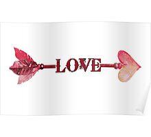 Arrow Of Love  Poster