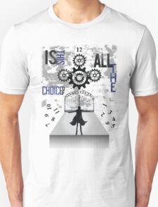 World Line Convergence - Stein;s Gate  T-Shirt