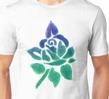 Night shade - Green fade Unisex T-Shirt