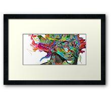 Mind Mirror Framed Print
