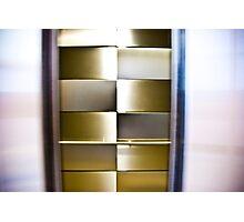 Elevator Duo-1 Photographic Print