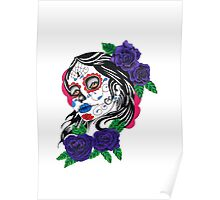 day of the dead girl Poster