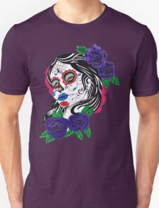 day of the dead girl Unisex T-Shirt