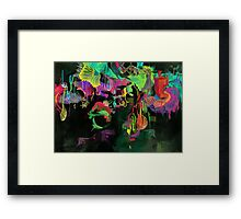Within the Womb Framed Print