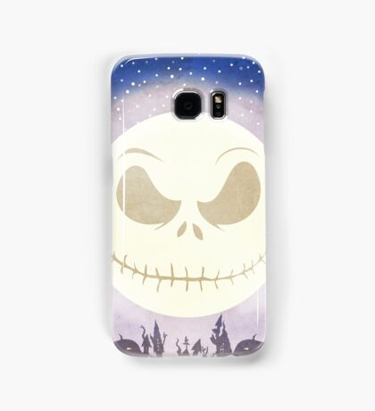 Scary Town Samsung Galaxy Case/Skin