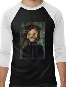 Hey Boy, Hey Girl Men's Baseball ¾ T-Shirt