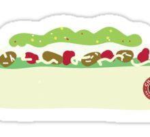 Chipotle Burrito Bowl Sticker