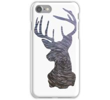 Stary Stag iPhone Case/Skin